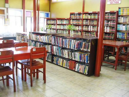 Manila-Sacramento Friendship Library