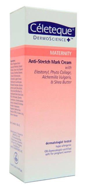 Celeteque Maternity Anti-Stretch Mark Cream