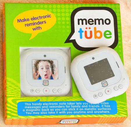 Memo Tube