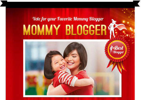 mommy blogger logo