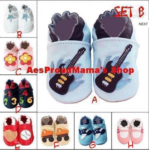 Fleece-lined Non-Skid Baby Boots (Prewalker)
