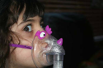 kid nebulizer
