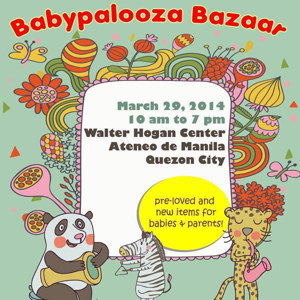 Affordable Baby and Maternity Finds at The 5th Babypalooza Bazaar