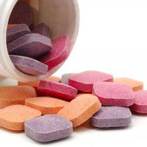 Children's Vitamins may Contain More than Recommended Dosage