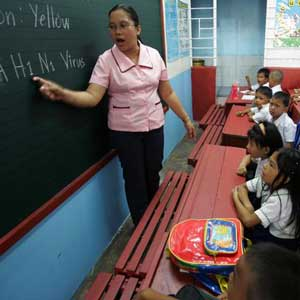DepEd Schedules Early Students' Registration for SY 2014-2015