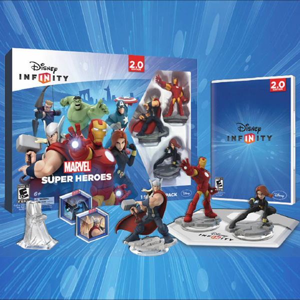 Disney Infinity: Marvel Super Heroes 2.0 Launches in Stores Nationwide