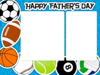 SP Father's Day E-Card Template
