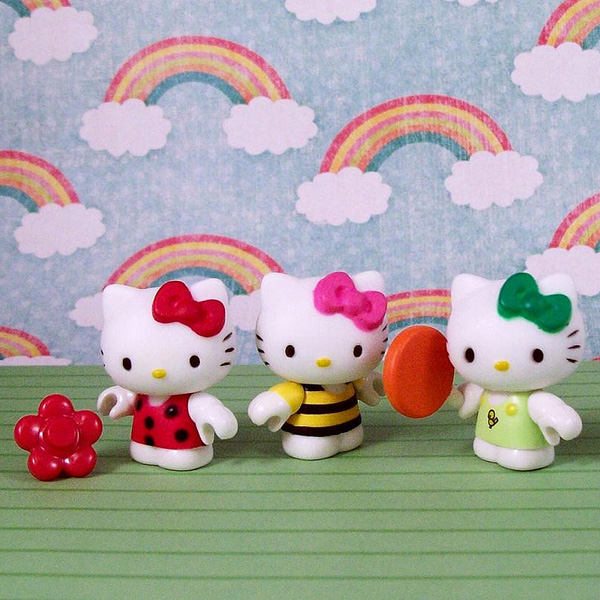 Wait, What?! Hello Kitty Is Not a Cat?