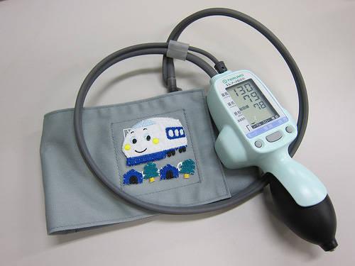 blood pressure for kids