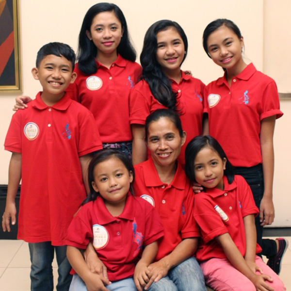 Exemplary Filipino Families Shine at the 4th Jollibee Family Values Awards