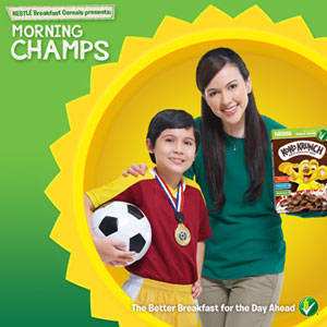 Breakfast Power: Get your kid energized with the first meal of the day