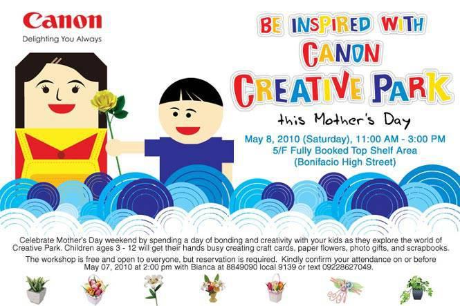 Canon Creative Park