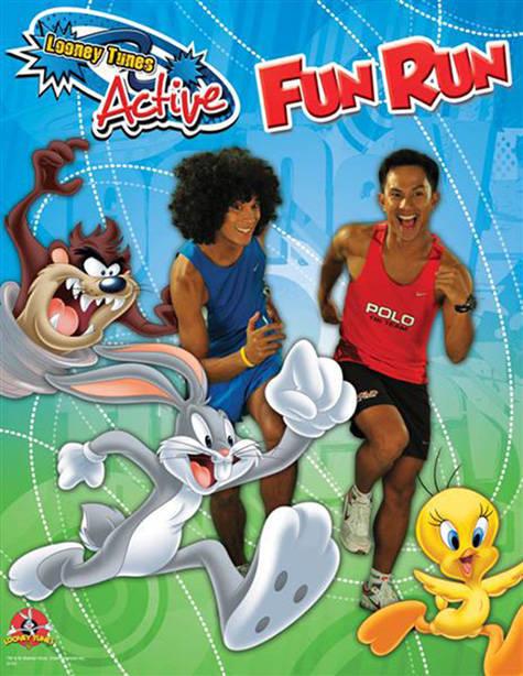 Looney Tunes Active Fun Run