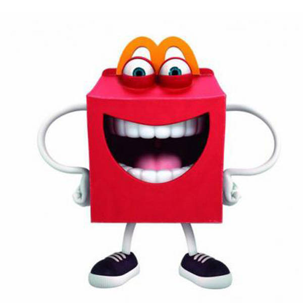 "New McDonald's ""Happy"" Meal Mascot: Yay or Nay?"