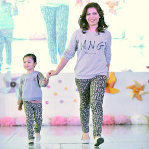 See the Stylish Duos who made it to the Mommy and Me Dress Up Fashion Show!