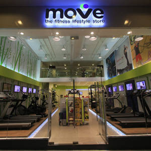 New MOVE Fitness Lifestyle Store Opens at The Fort