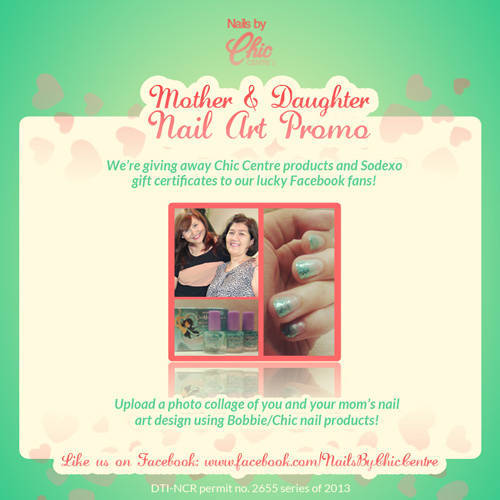 Nail Art Promo by Chic Centre