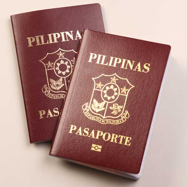 New Passport Courtesy Lane for Children Opened by DFA