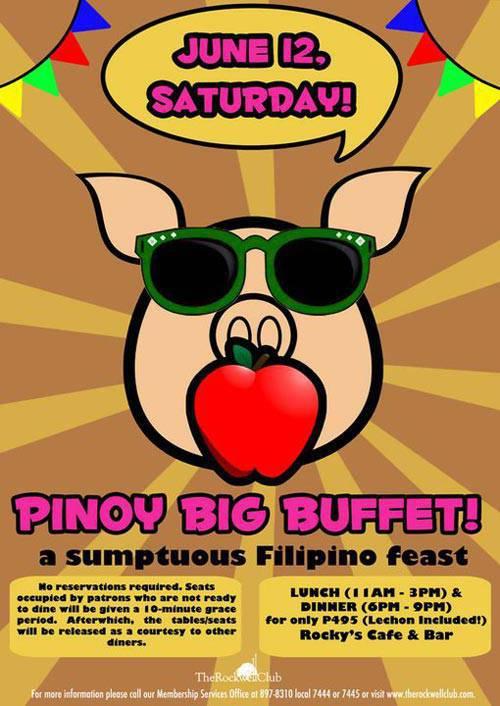 Pinoy Big Buffet