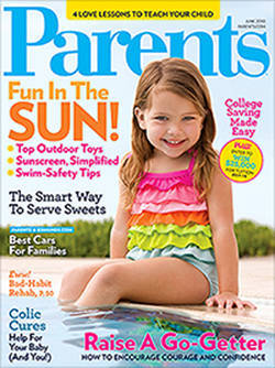 Parents June 2010 issue