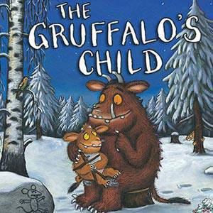 """The Gruffalo's Child"" Live in Manila"