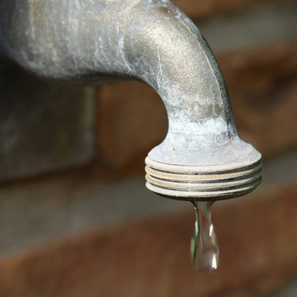 Water Service Interruptions Expected this Holy Week