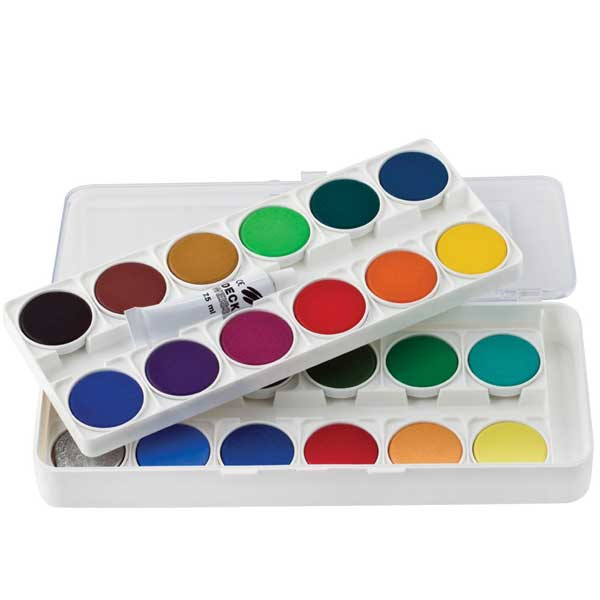 Watercolor Sets with Toxic Amounts of Lead being Sold in Manila Stores