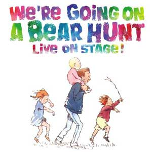 """We're Going On a Bear Hunt"" Live in Manila in January 2014"