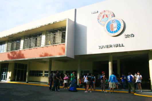 Xavier Hall