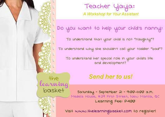 TeacherYaya seminar