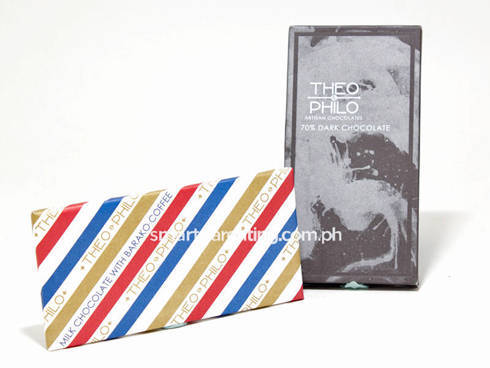Theo & Philo chocolates