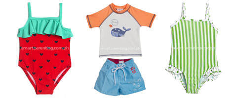 swimwear babies