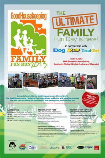 GH Family Fun Run 2013