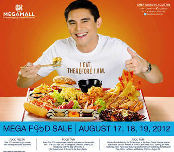 megamall mega food sale