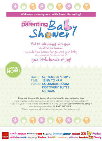 SP baby shower 2012