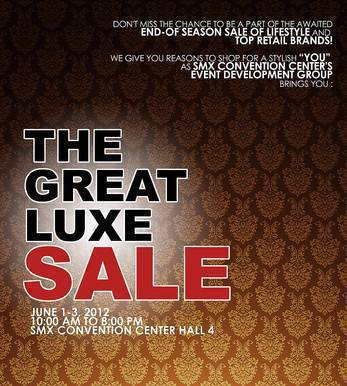 The Great Luixe Sale