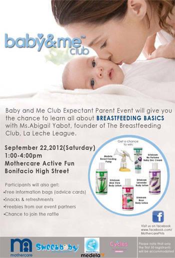Breastfeeding seminar