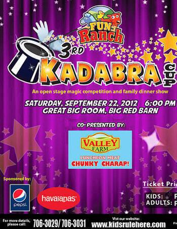 Fun Ranch Kadabra