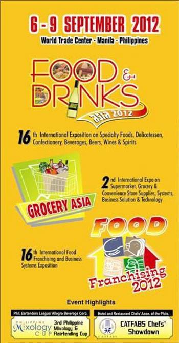 Food & Drinks Asia 2012