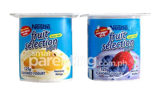 Nestle yoghurt