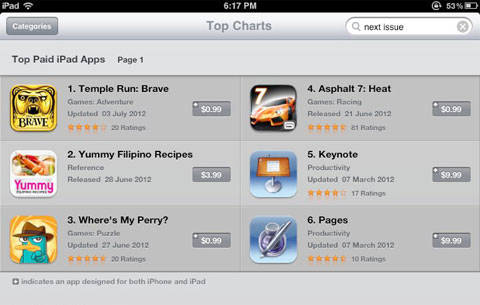 Yummy app on iTunes