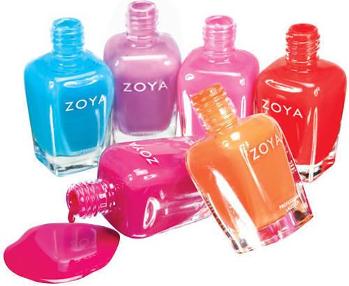 Zoya ail polish