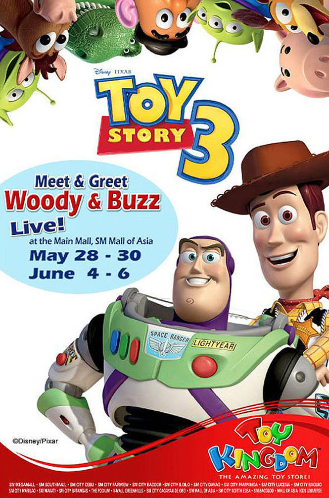Toy Story 3 Meet and Greet