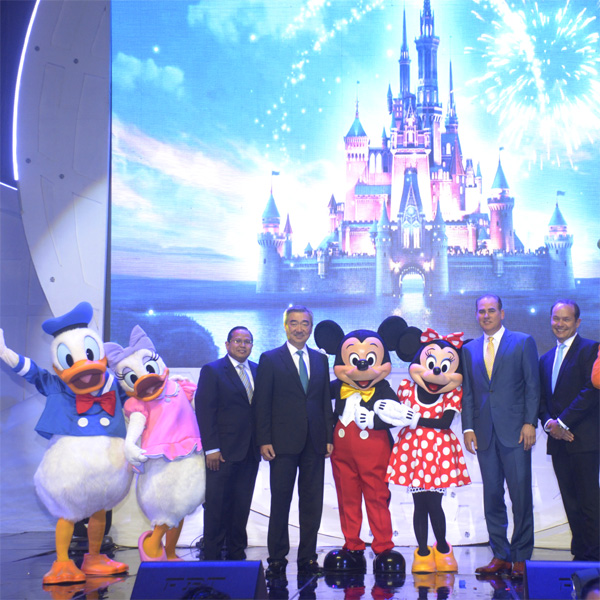 SM Group to Bring Disney Brands Closer to Filipinos