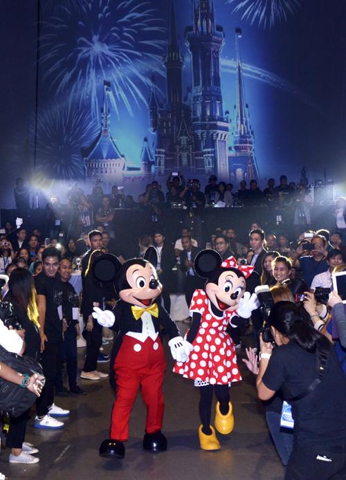 Sm and Disney