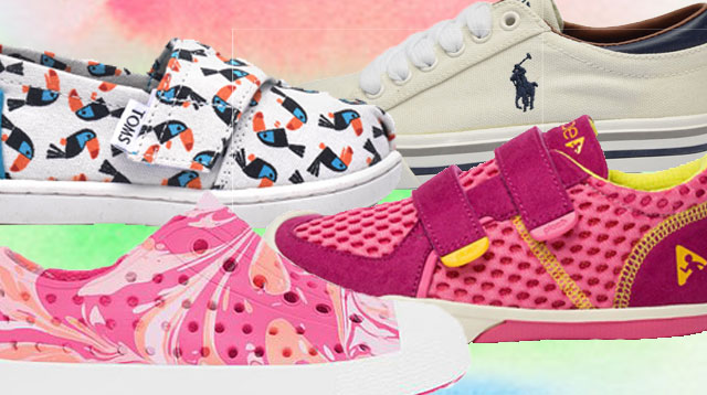 Our 11 Favorite (So Far!) Kids' Shoes for the Summer