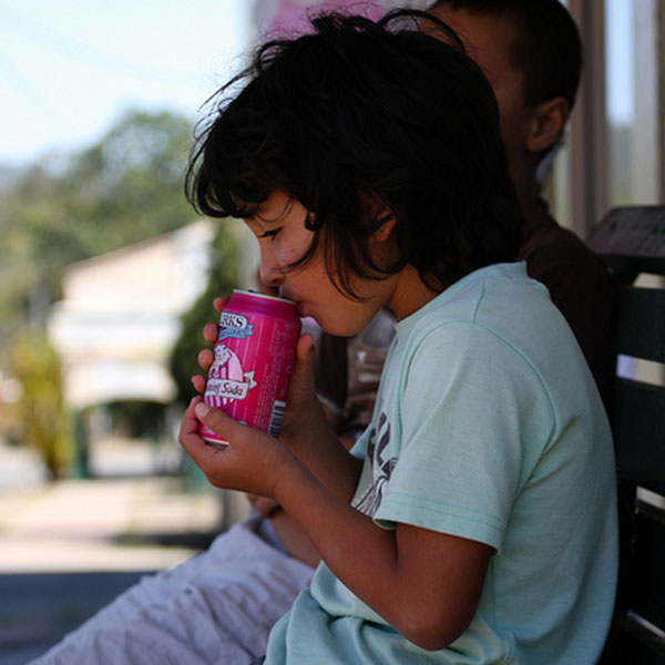 Sugar-Sweetened Beverages Linked to Increased Cholesterol In Kids