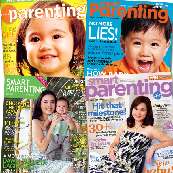 20 Years of Passion: How Summit Media Influenced the Way Filipinos are Raising Kids
