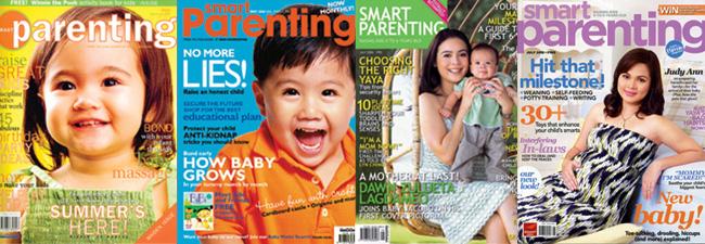 Smart Parenting magazine