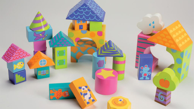 Boikido building blocks